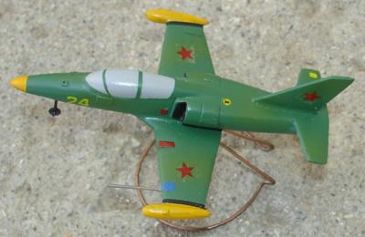 # zhopa023a L-39 Albatros trainer 1