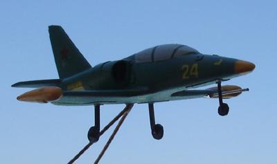 # zhopa023a L-39 Albatros trainer 2