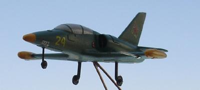 # zhopa023a L-39 Albatros trainer 3