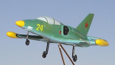 # zhopa023a L-39 Albatros trainer 5