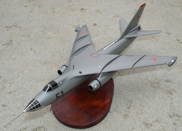 # zhopa036 Ilyushin IL-54 tactical bomber 1
