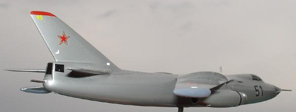 # zhopa036 Ilyushin IL-54 tactical bomber 4