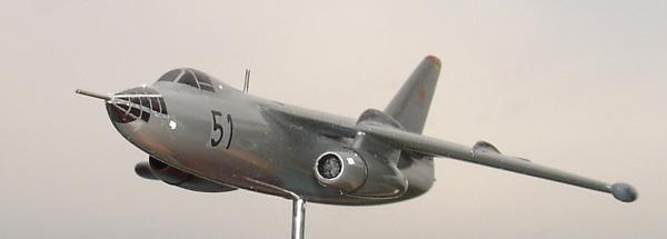 # zhopa036 Ilyushin IL-54 tactical bomber 5