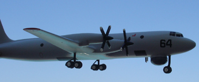 # zhopa020a Il-38 Navy patrol and recon aircraft 4