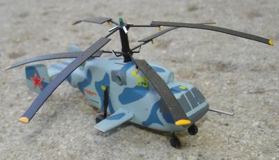 # zhopa018 Kamov KA-29 helicopter 4