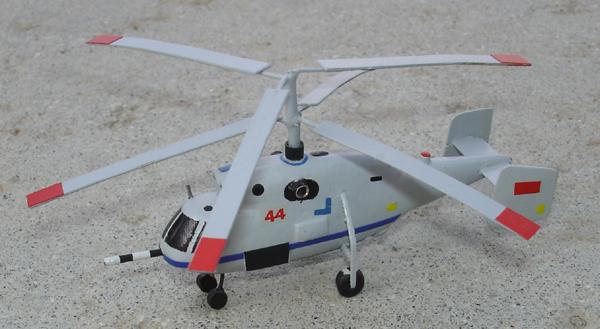 # zhopa033 Ka-32 Kamov helicopter 1