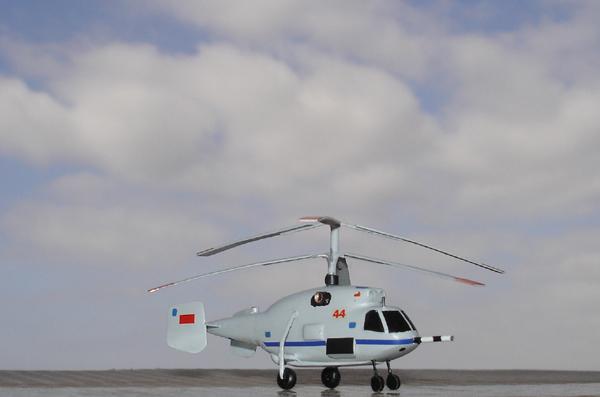 # zhopa033 Ka-32 Kamov helicopter 3