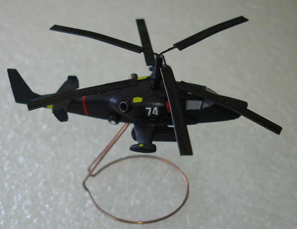 # zhopa031 Kamov-50 attack helicopter 1