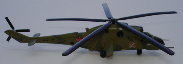 # zhopa029 Mi-24 Mil assault helicopter 2