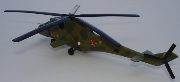 # zhopa029 Mi-24 Mil assault helicopter 3