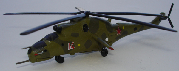 # zhopa029 Mi-24 Mil assault helicopter 5