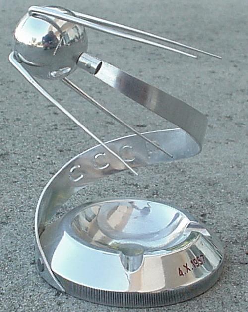 # adsk146 First Sputnik  model 1