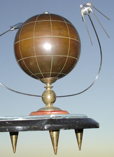 # adsk146 First Sputnik  model 4