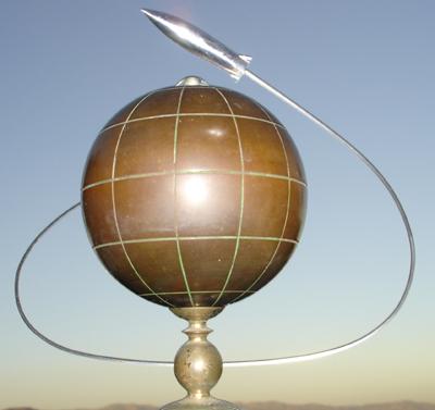 # adsk146 First Sputnik  model 5