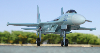 # zhopa021 Su-33 Sukhoi Naval Fighter 1