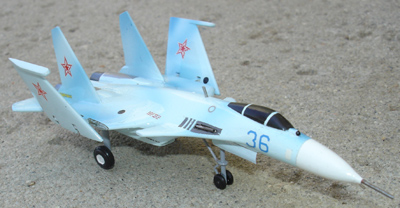 # zhopa021 Su-33 Sukhoi Naval Fighter 3