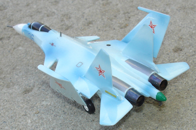 # zhopa021 Su-33 Sukhoi Naval Fighter 4