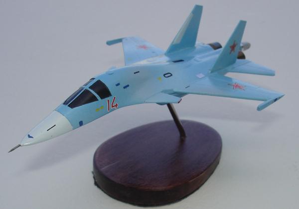 # zhopa028 Sukhoi SU-32FN 1