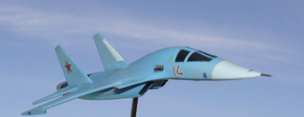 # zhopa028 Sukhoi SU-32FN 2