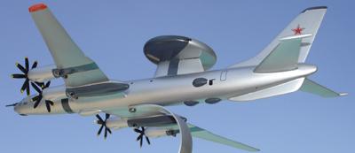 # zhopa022a Tupolev Tu-126 Moss 3