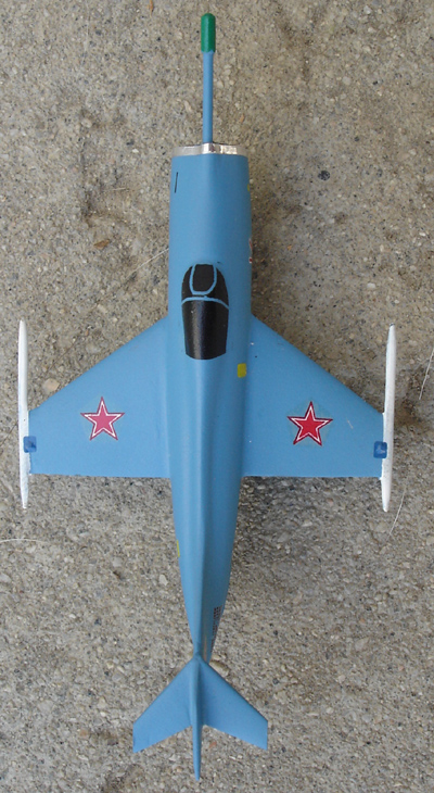 # zhopa026 VTOL fighter Yak-36 1