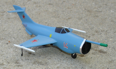 # zhopa026 VTOL fighter Yak-36 2