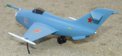 # zhopa026 VTOL fighter Yak-36 4