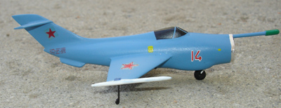# zhopa026 VTOL fighter Yak-36 5