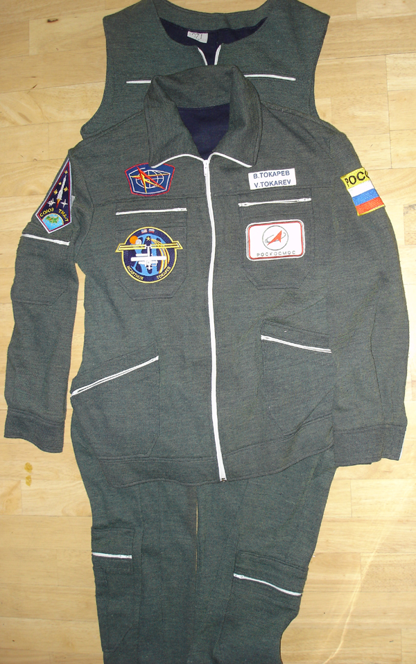 # 099 Flown jumpsuit of Valeriy Tokarev 3
