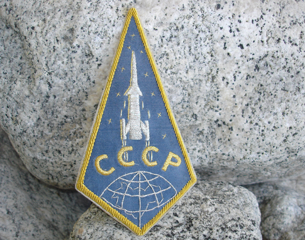 # spp109 Voskhod-Soyuz patch 1
