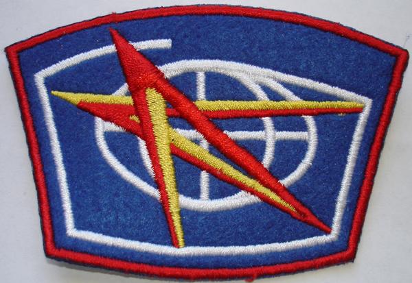 # spp097d Zvezda -Soyuz cosmonaut patch 1