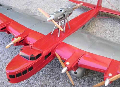 # tp098            ANT-20 Maksim Gorkii Monino museum model 2