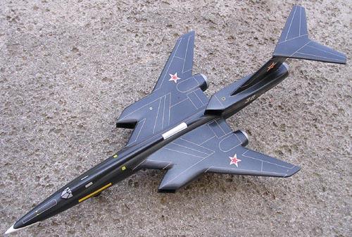 # tp207            Tu-106-1 Tupolev project 3