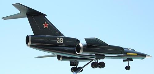 # tp207            Tu-106-1 Tupolev project 4
