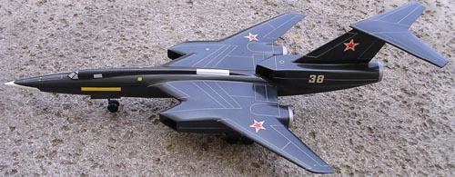 # tp207            Tu-106-1 Tupolev project 5