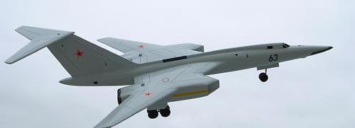 # tp208            Tu-106-2 project 4 -engines bomber 3