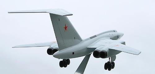 # tp208            Tu-106-2 project 4 -engines bomber 4