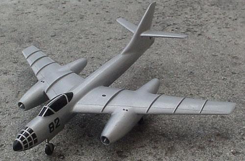 # tp152            Tupolev Tu-82 experimental bomber 1