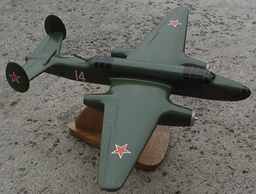 # tp500            Tupolev Tu-12 bomber 2