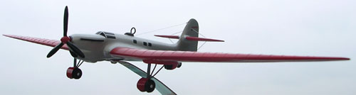 # tp101            ANT-25( USSR-North Pole-USA flight) 3
