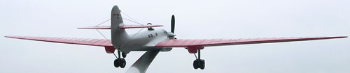 # tp101            ANT-25( USSR-North Pole-USA flight) 4