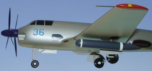 # tp094            Tu-91 Naval attack bomber 4