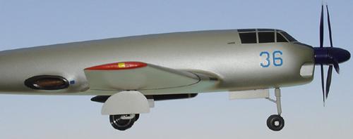 # tp094            Tu-91 Naval attack bomber 5