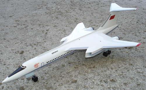 # tp092            Tu-134 Tupolev project of airliner transport 1