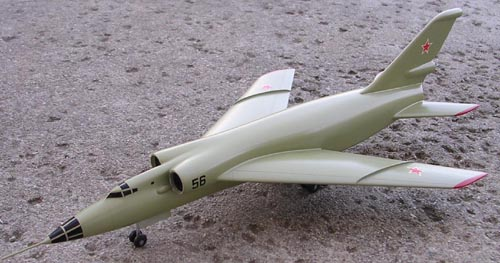 # tp501            Tu-98 Backfin. 1