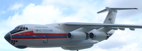 # ip088            Il-76TD Waterbomber fire-killer 4