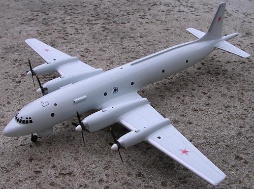 # ip120            Il-38 Ilyushin antisubmarine aircaft 1
