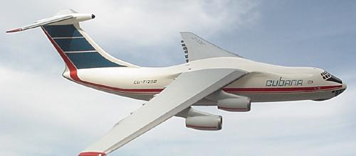 # ip109            Il-76 Cubana 2