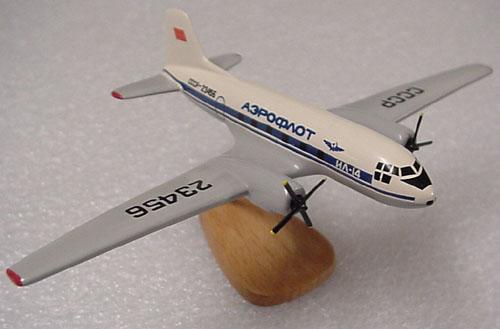 # ip100            IL-14 passenger aircraft 1