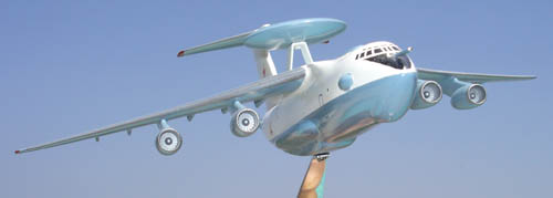 # ip084            A-50 AVAKS Beriev-Ilyushin 2